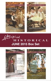 Love Inspired Historical June 2015 Box Set - Wagon Train Proposal\Her Convenient Cowboy\The Texan's Twin Blessings\Family of Her Dreams ebook by Renee Ryan,Lacy Williams,Rhonda Gibson,Keli Gwyn