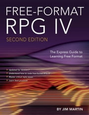 Free-Format RPG IV ebook by Jim Martin