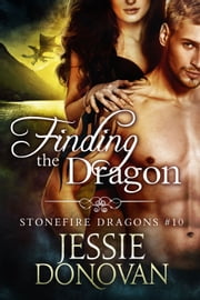 Finding the Dragon ebook by Jessie Donovan