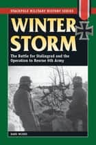 Winter Storm ebook by Hans Wijers