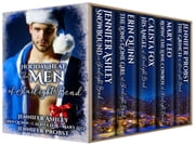 Holiday Heat: The Men of Starlight Bend ebook by Jennifer Ashley,Erin Quinn,Calista Fox,Mary Leo,Jennifer Probst