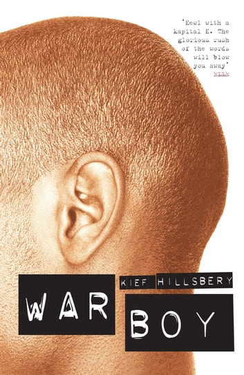 War Boy ebook by Kief Hillsbery