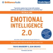 Emotional Intelligence 2.0 audiobook by Travis Bradberry, Jean Greaves