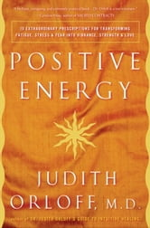 Positive Energy - 10 Extraordinary Prescriptions for Transforming Fatigue, Stress, and Fear into Vibrance, Strength, and Love ebook by Judith Orloff