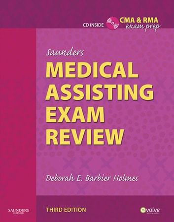 Administrative medical assisting 6th edition workbook answers ebook saunders medical assisting exam review e book ebook by deborah e saunders medical assisting exam review fandeluxe Gallery