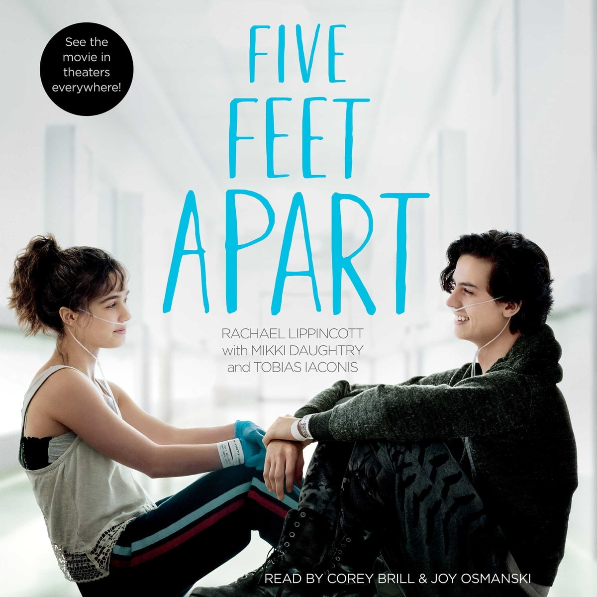 Five Feet Apart Kitap: Five Feet Apart Audiobook By Rachael Lippincott