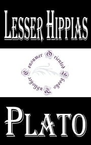 Lesser Hippias ebook by Plato