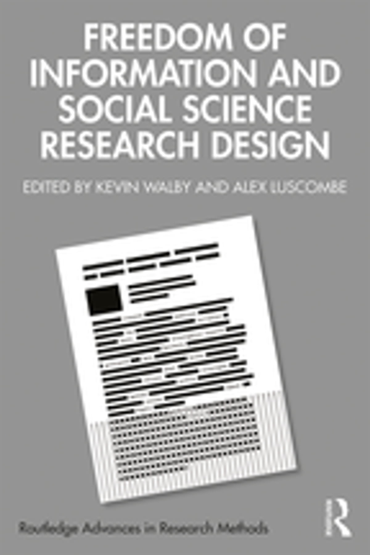 Freedom Of Information And Social Science Research Design Ebook By 9780429794865 Rakuten Kobo United States