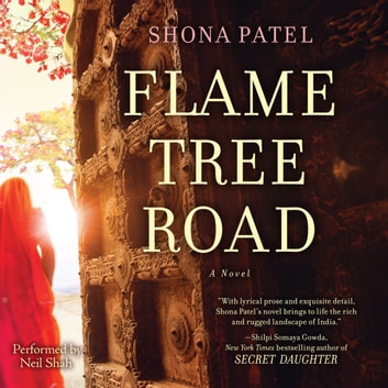 Flame Tree Road audiobook by Shona Patel
