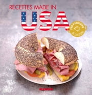 Recettes made in USA ebook by Marie-Laure Tombini
