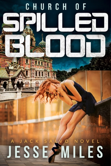 Church of Spilled Blood ebook by Jesse Miles