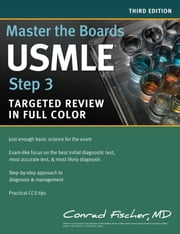 Master the Boards USMLE Step 3 ebook by Conrad Fischer, MD