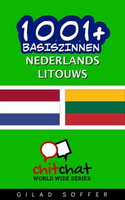 1001+ basiszinnen nederlands - Litouws ebook by Gilad Soffer