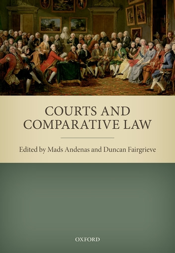 Courts and Comparative Law ebook by