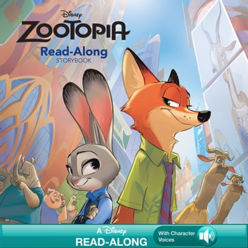 Zootopia Read-Along Storybook ebook by Disney Book Group