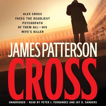 Cross audiobook by James Patterson