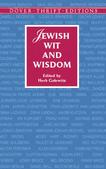Jewish Wit and Wisdom ebook by