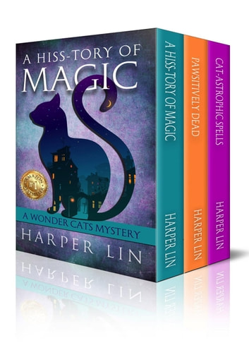 The Wonder Cats 3-Book Box Set: Books 1-3 ebooks by Harper Lin