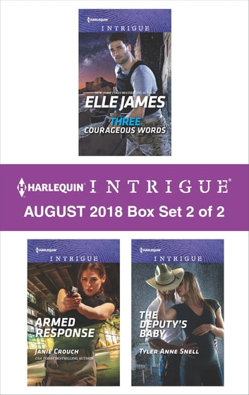 Harlequin Intrigue August 2018 - Box Set 2 of 2 - An Anthology ebook by Janie Crouch,Tyler Anne Snell,Elle James