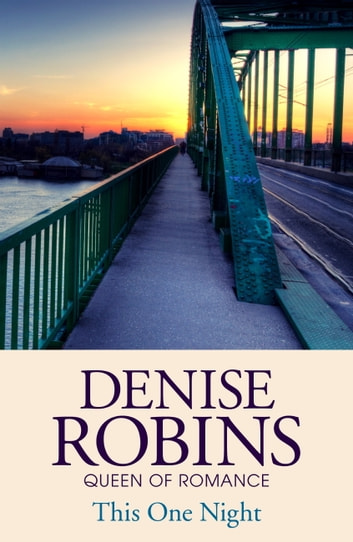 This One Night ebook by Denise Robins