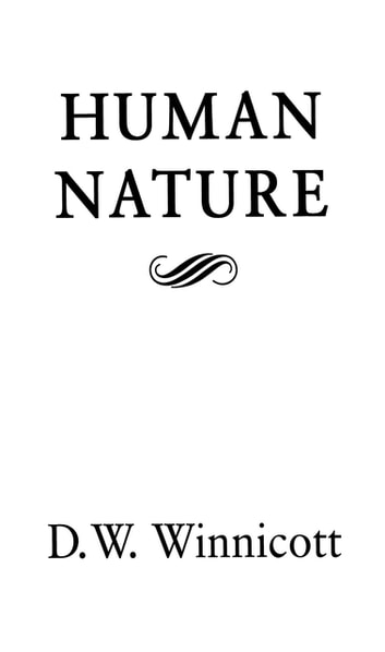 Human Nature ebook by Taylor and Francis
