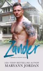 Zander ebook by Maryann Jordan