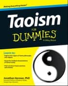 Taoism For Dummies ebook by Jonathan Herman