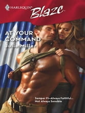 At Your Command ebook by Julie Miller