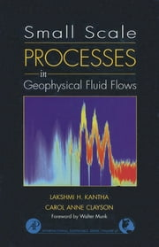 Small Scale Processes in Geophysical Fluid Flows ebook by Lakshmi H. Kantha,Carol Anne Clayson