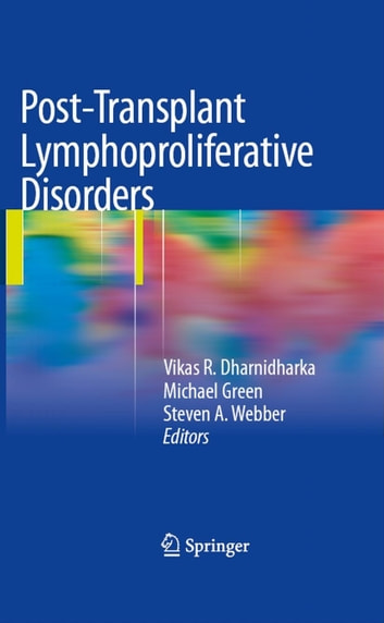 Post-Transplant Lymphoproliferative Disorders ebook by