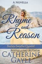 Rhyme and Reason ebook by