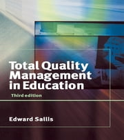 Total Quality Management in Education ebook by Edward Sallis