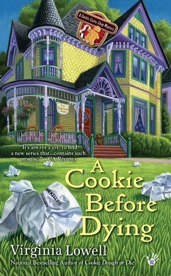 A Cookie Before Dying ebook by Virginia Lowell