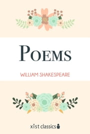 Poems ebook by William Shakespeare