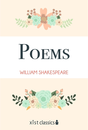 Poems 電子書 by William Shakespeare