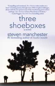 Three Shoeboxes ebook by Steven Manchester