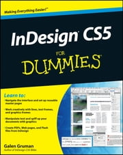 InDesign CS5 For Dummies ebook by Galen Gruman