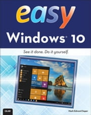 Easy Windows 10 ebook by Mark Edward Soper