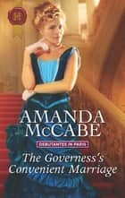 The Governess's Convenient Marriage ebook by Amanda McCabe