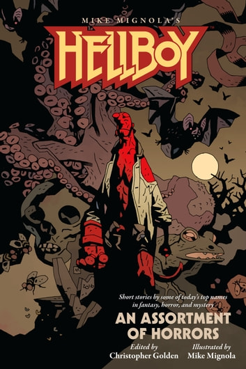 Hellboy: An Assortment of Horrors eBook by Mike Mignola
