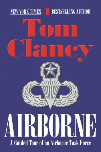 Airborne ebook by Tom Clancy