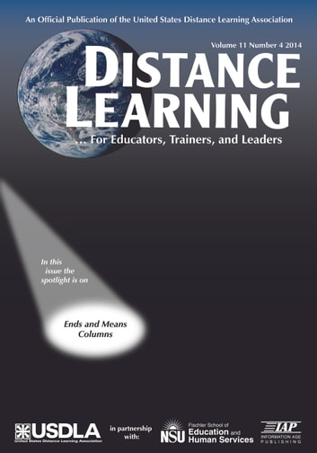 Distance Learning - Volume 11 #4 ebook by