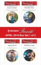 Harlequin Presents - April 2019 - Box Set 1 of 2 - An Anthology 電子書 by Lynne Graham, Angela Bissell, Chantelle Shaw,...