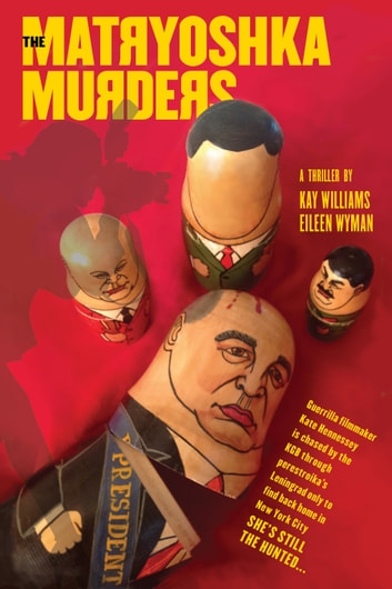 The Matryoshka Murders ebook by Kay Williams,Eileen Wyman