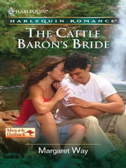The Cattle Baron's Bride ebook by Margaret Way