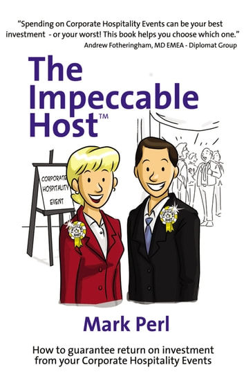 The Impeccable Host ebook by Mark Perl
