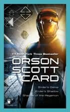 Ender's Game Boxed Set I - Ender's Game, Ender's Shadow, Shadow of the Hegemon ebook by Orson Scott Card