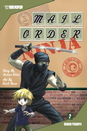 Mail Order Ninja #2 ebook by Joshua Elder,Erich Owen