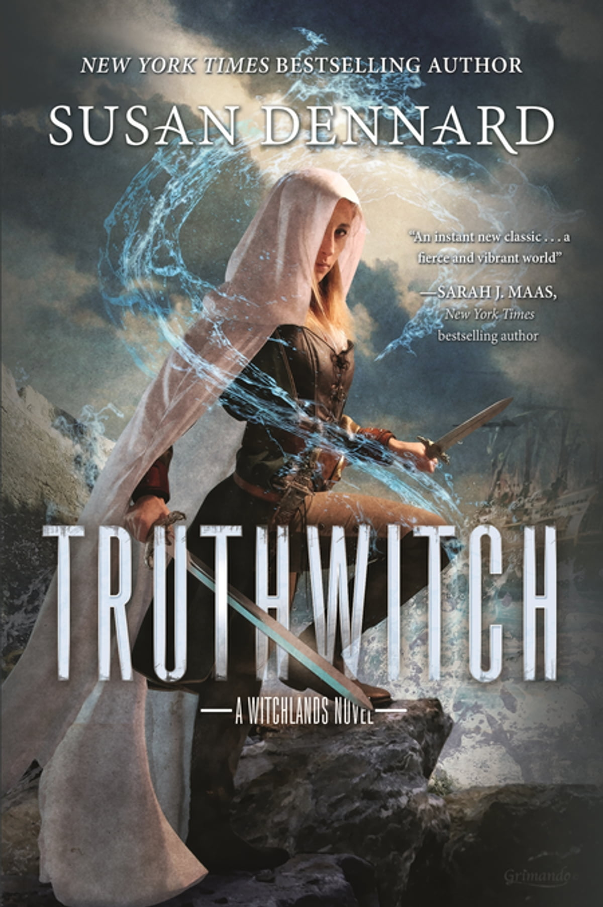 Truthwitch  A Witchlands Novel Ebook By Susan Dennard