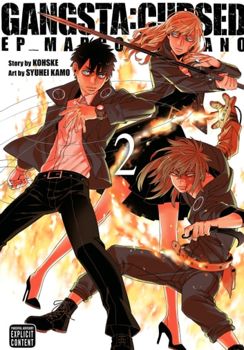Gangsta: Cursed., Vol. 2 - Ep_Marco Adriano ebook by Kohske